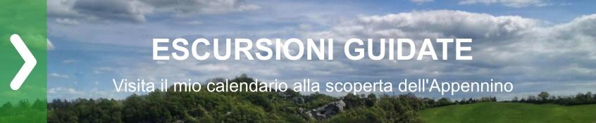 calendario escursioni appennino bolognese