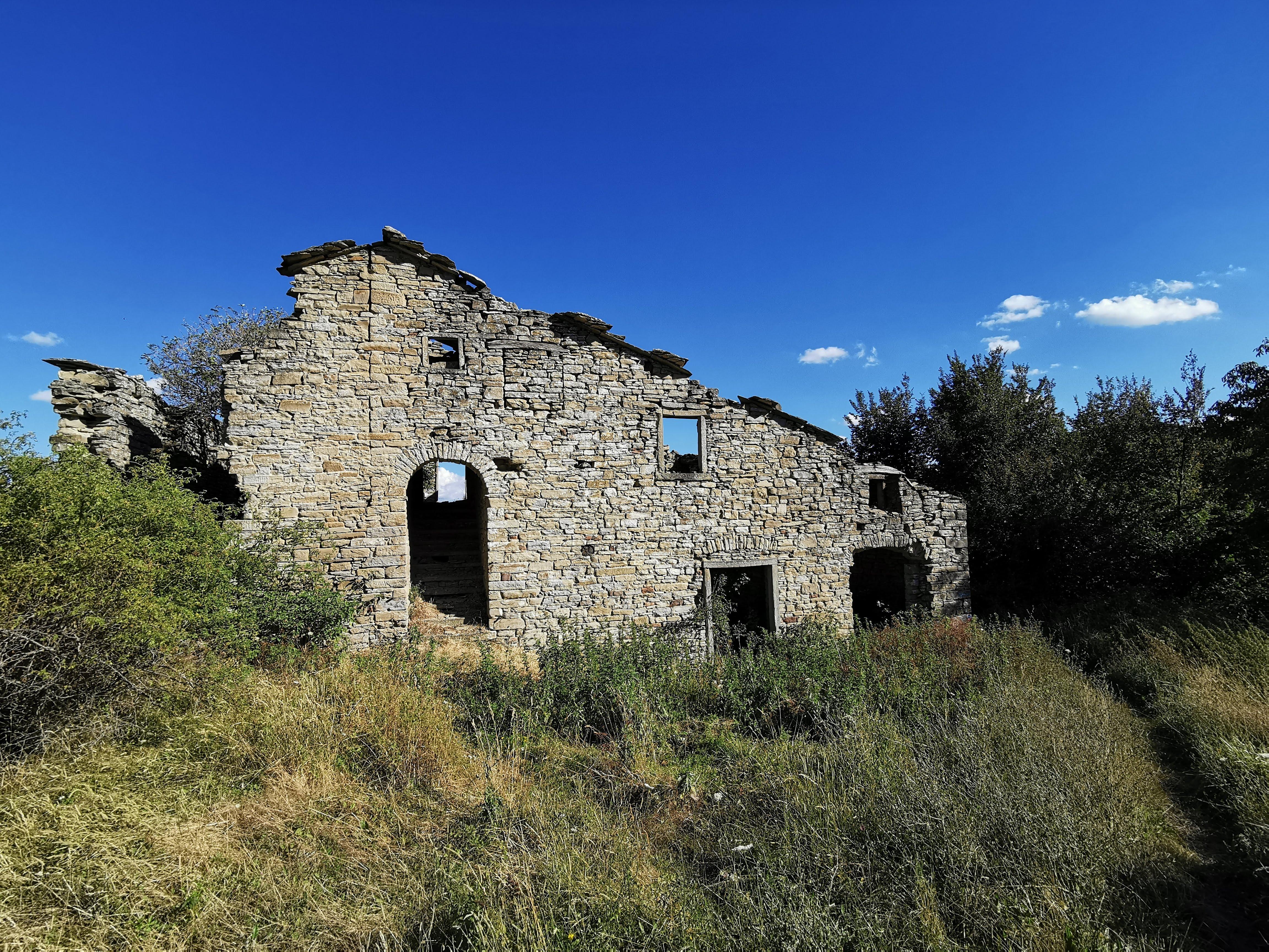 Casa Montagnana, Alto Mugello, Anello di Campanara