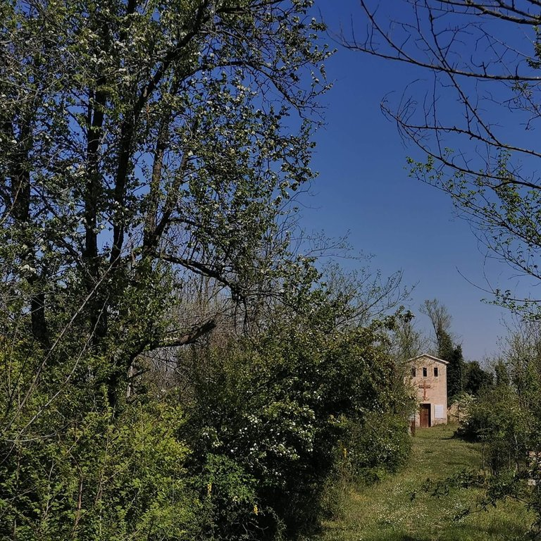 Cimitero di Gorgognano, Pianoro, Bologna