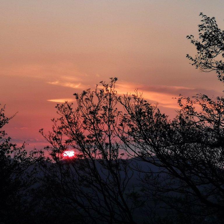 5 valli, alba a Brento
