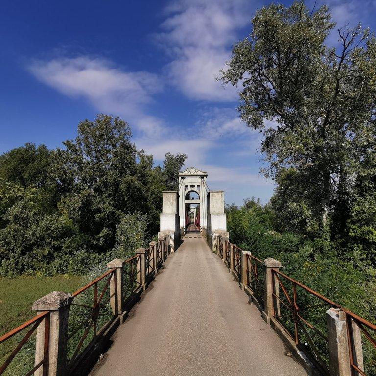 5 Valli, Ponte di Vizzano